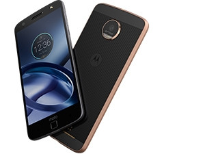 The Moto Z smartphone can now be turned into a home assistant or gaming console.