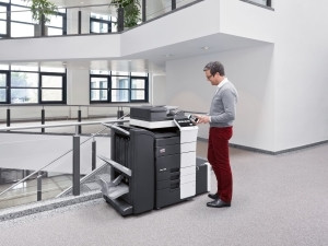 Multifunctional printers: device of choice in age of mobility.