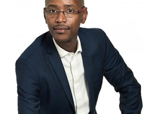 Sbu Shabalala, CEO of Adapt IT.