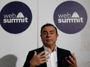 Renault-Nissan CEO Carlos Ghosn.