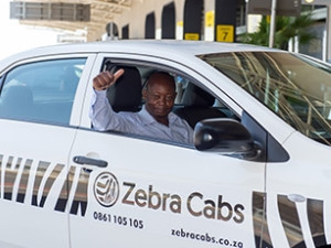 SA Taxi, the country's largest financier of minibus taxis, acquired Zebra Cabs metered taxis in 2015.