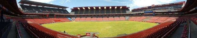 Emirates Airlines Park Johannesburg - Home of the Xerox Lions.