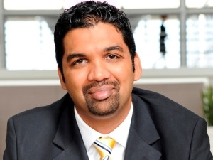 Collin Govender, VP: Systems Integration at T-Systems South Africa.