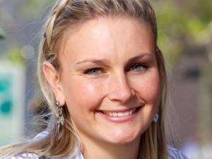 Kelly Preston, data analytics manager at SilverBridge