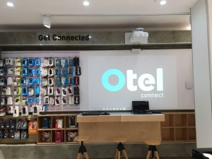 The OTEL Connect Store is SA's first co-branded OTEL and Vodacom walk-in retail outlet.