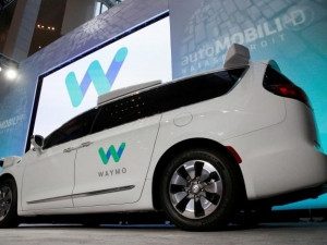 Google's Waymo unit plans to test the first self-driving Pacificas this month on public roads in California and Arizona.