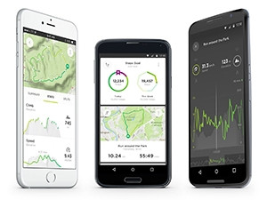 The new TomTom Sports app was co-created with athletes and fitness app users.