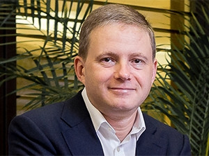 Liquid Telecom CEO Nic Rudnick.
