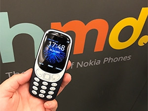 The new Nokia 3310.