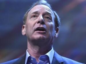 Microsoft president Brad Smith.