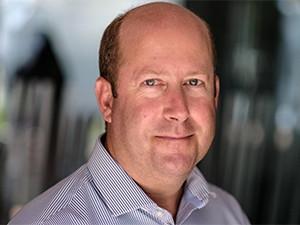 Ryan Hammond, CEO of Cookhouse Windfarm, Umoya Wind Farm and REISA Solar PV.