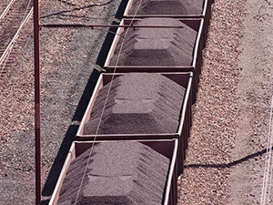 Kumba Iron Ore has invested R6 million in drones, which survey stockpiles.
