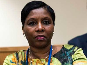 Ayanda Dlodlo is the new minister of communications.