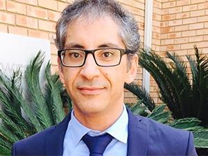 Mohamed El Aougri, sales director for Targus in SA.
