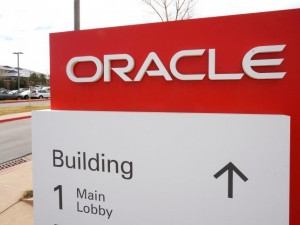 Oracle is benefitting from its transition to cloud-based products.