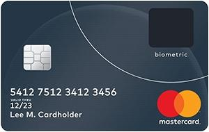 MasterCard's biometric payments card combines chip technology with fingerprints.