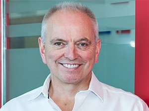 New Virgin Mobile Middle East and Africa CEO Alan Gow.