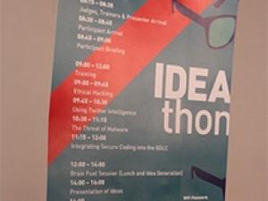 The Ideathon programme.
