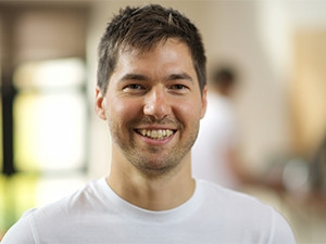 Malan Joubert, co-founder of Offerzen.