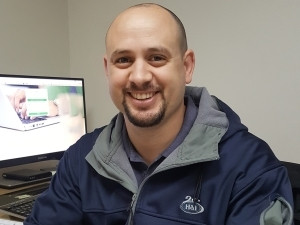 Duane Chemaly, IT Manager, Haw & Inglis.