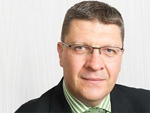 Gert Pretorius, MD of MiX Telematics Africa.