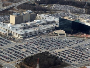 The NSA's headquarters in Maryland.