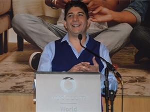 Shameel Joosub, CEO of Vodacom Group.