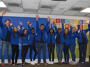 Team South Africa represents SA at Intel ISEF. Source: Facebook.