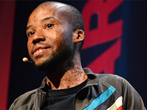 Tiyani Nghonyama, Geekulcha: Let's stop talking and actually do something.