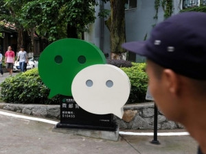 WeChat has more than 938 million users.