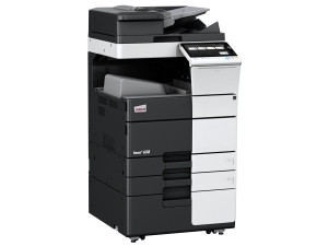 ineo + 658 multifunctional printer.