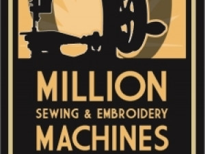 Brother, 60 million sewing & embroidery machines 1932 - 2017.