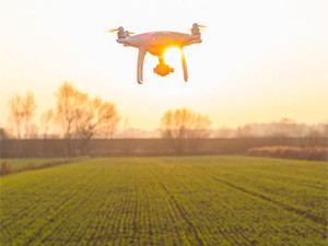 Drones are disrupting a broad spectrum of industries.