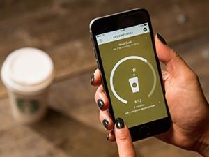 SWARM solutions has integrated the Starbucks Rewards platform.