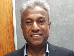 Tyrone Soondarjee, Cell C's new chief financial officer.