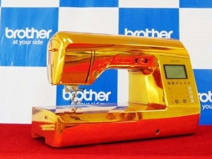 Brother celebrates 60m sewing machines worldwide.