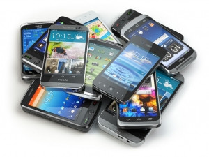 The overall mobile market in Africa was up 8.4%, primarily due to feature phone shipments.