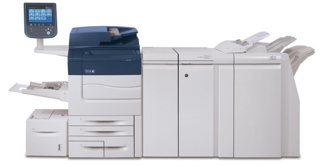 Xerox Color C70 printer, copier.