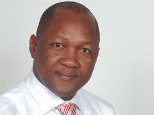 Andile Ngcaba, president of the FTTH Council Africa.