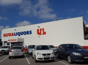 Ultra Liquors.