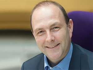 David Meads, newly appointed VP of Cisco MEA.