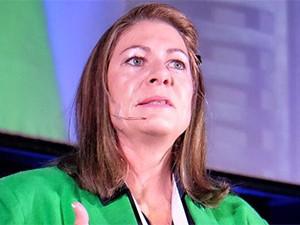 Linda Moreira, ?head of Africa Data Centres at Barclays Africa.