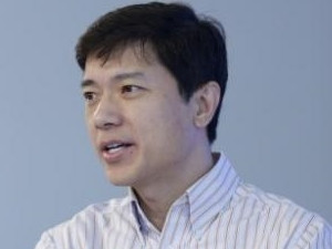 Baidu CEO Robin Li.