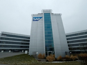 SAP's headquarters in Walldorf, Germany.