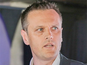Thibault Dousson, Lenovo's GM for Southern Africa.