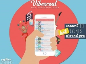 The Vibescout online platform provides multiple listings of movies showing across the country.