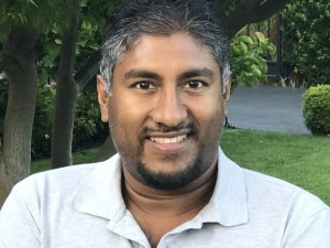 Civic co-founder and CEO Vinny Lingham.
