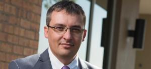 David Coleman, chief data officer at Experian SA.