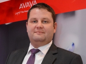 Danny Drew, Managing Director at Avaya South Africa.