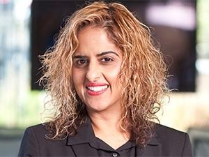 Fatima Hassim, managing executive for SME at Vodacom Business.